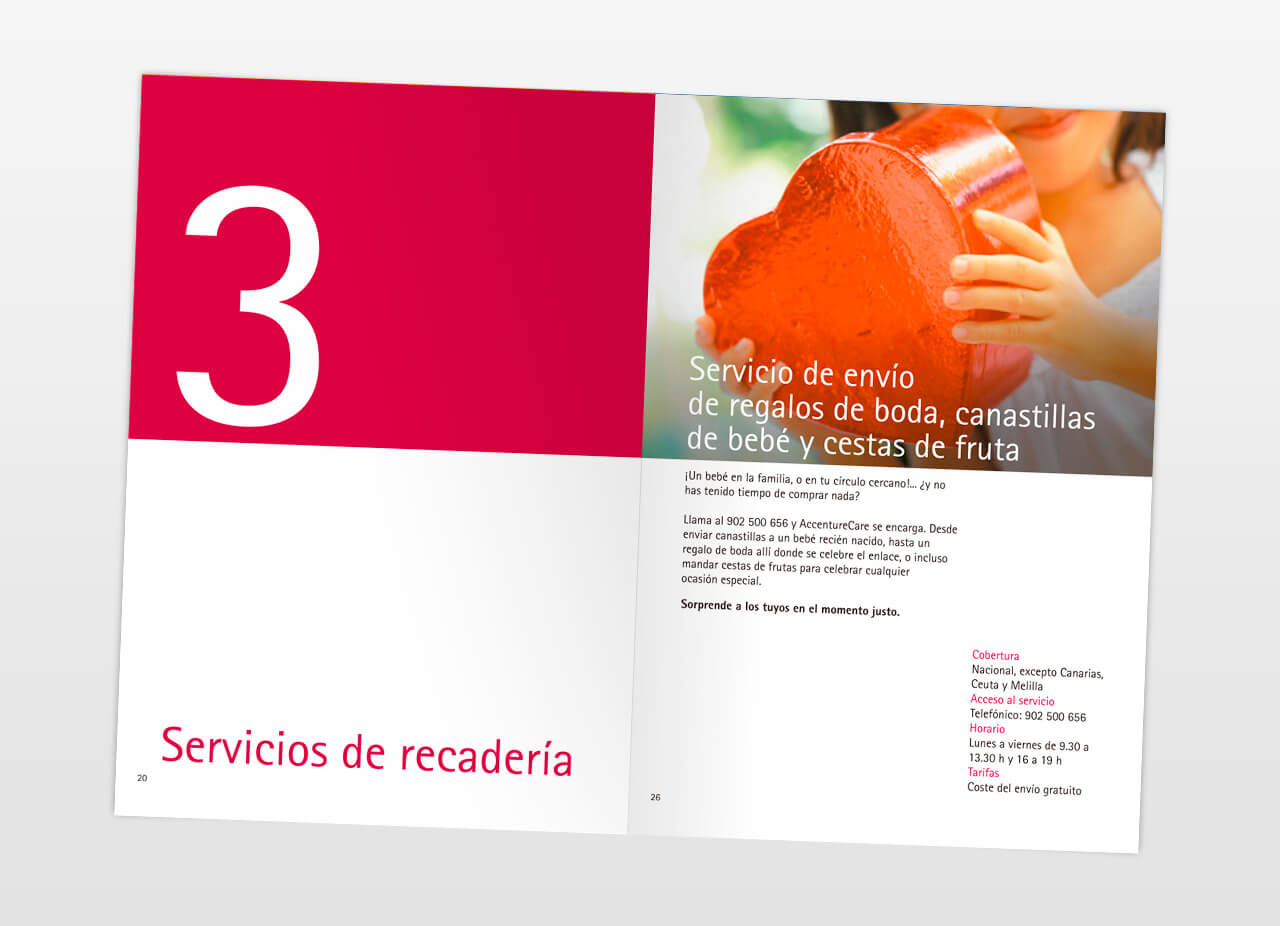 Libreto de servicios Accenture Care