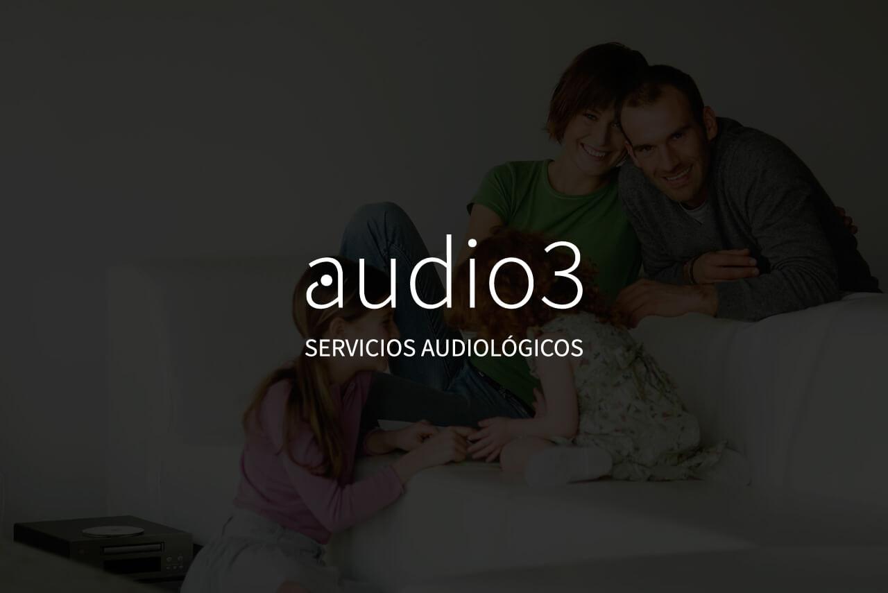 Logotipo de audio3