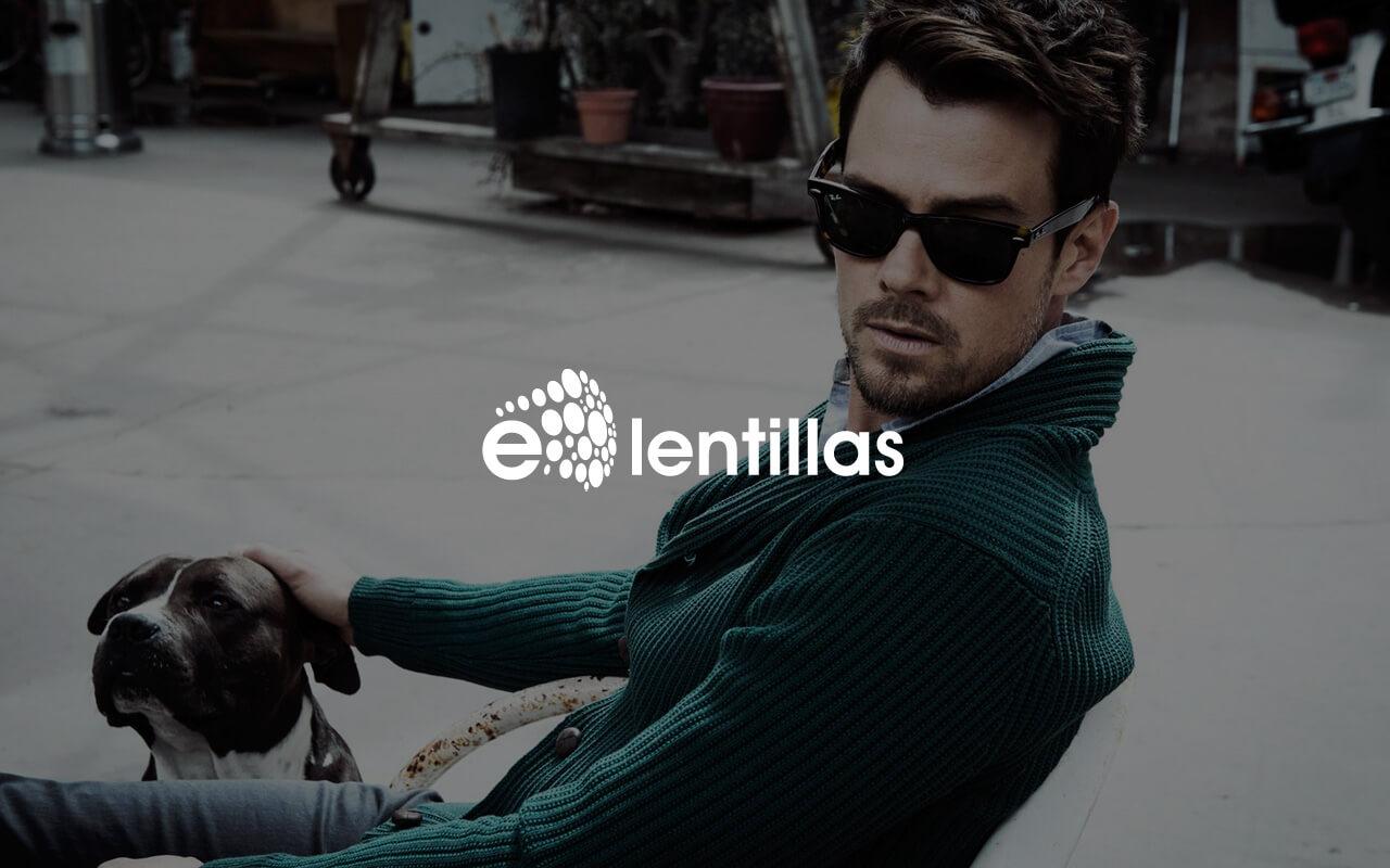 Logo de e-lentillas