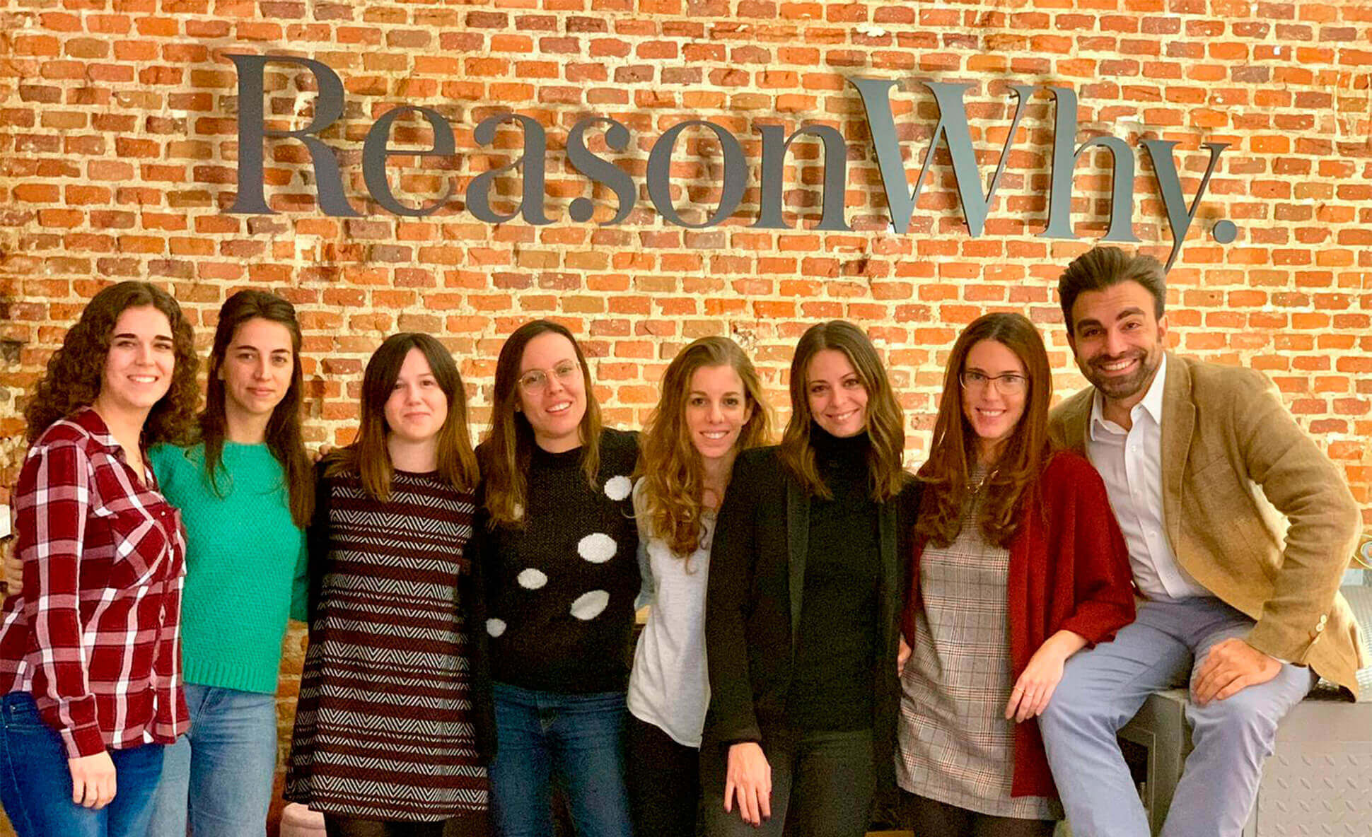 Equipo humano de ReasonWhy