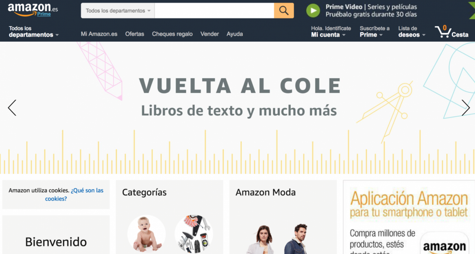 Online shops that sell the most in Spain | wildwildweb es