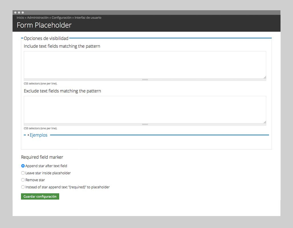 How to add placeholder text to forms in Drupal 7