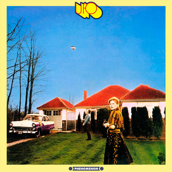 UFO - Phenomenon