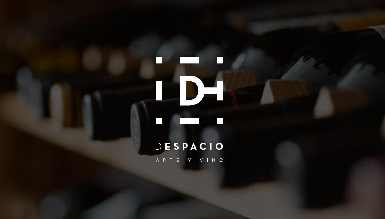 Logotipo de Despacio