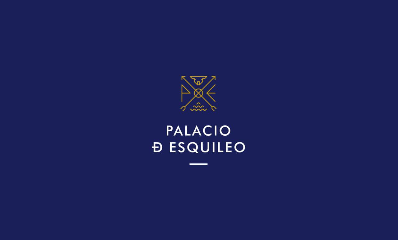 Logotipo de Palacio de Esquileo