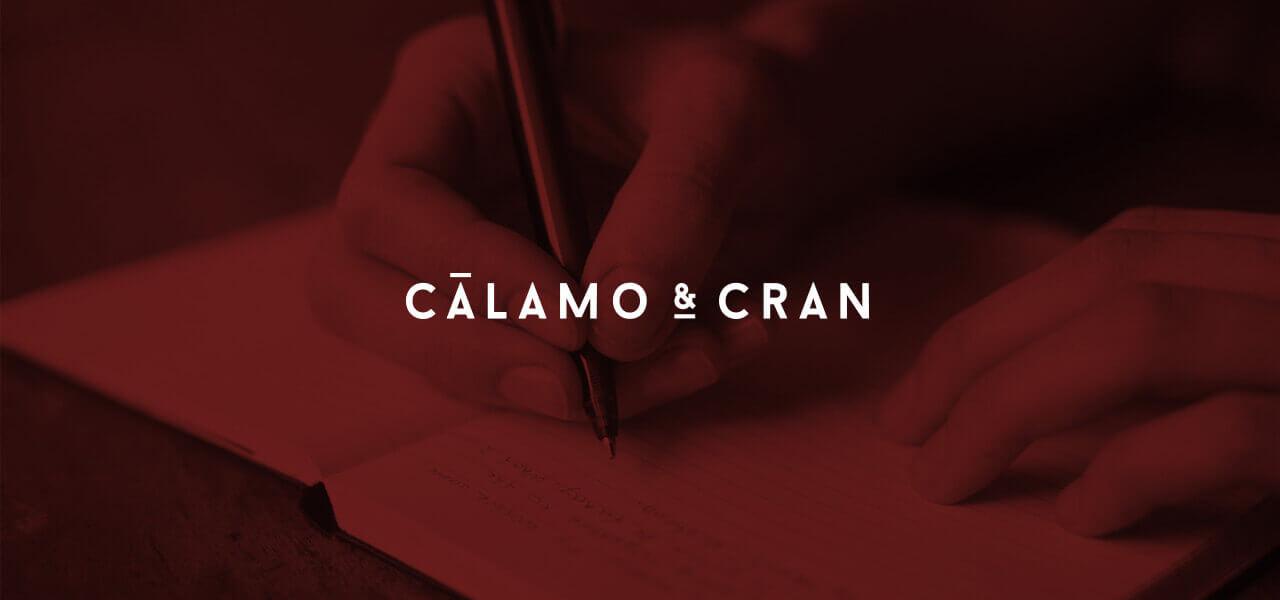 Logotipo de Cálamo & Cran
