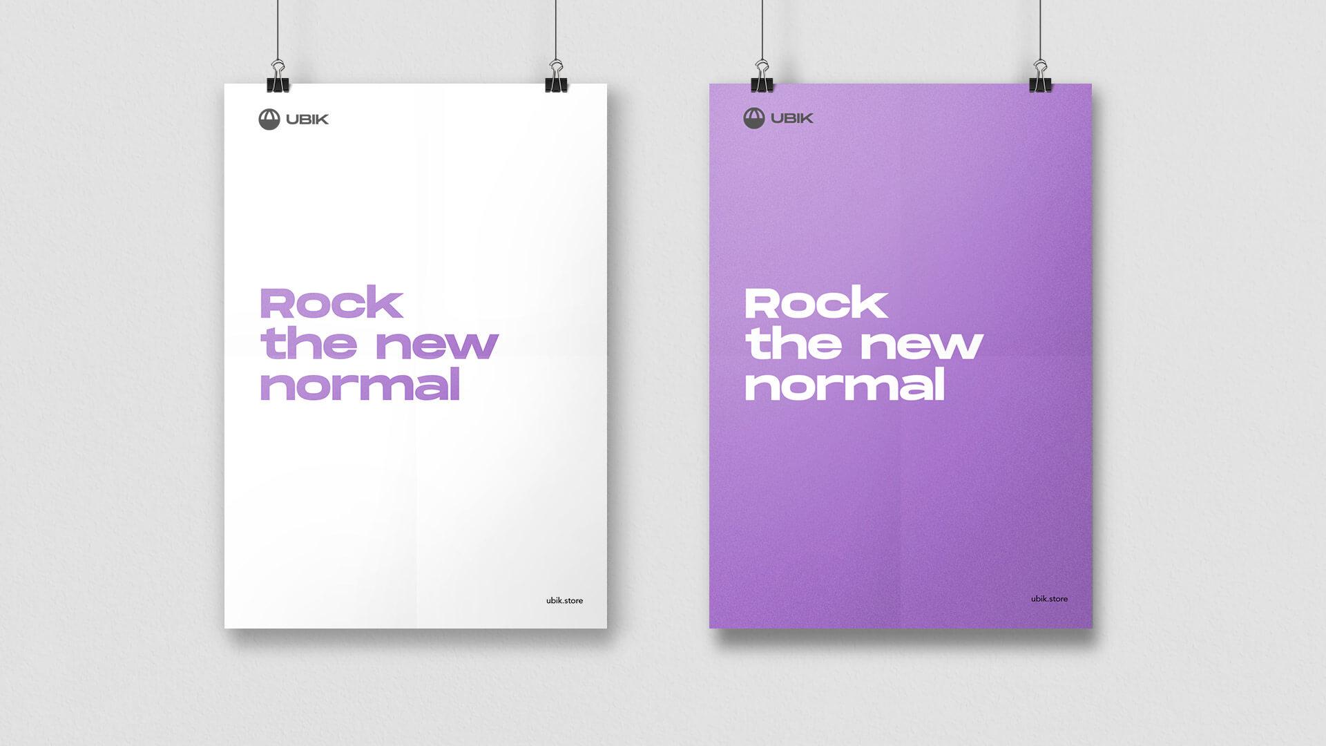 Posters con Tagline Slogan