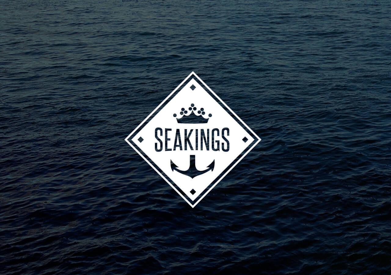 Logotipo Sea Kings