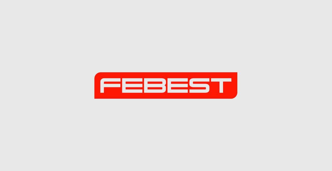 Logotipo de Febest