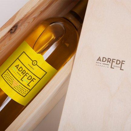 Botella Adrede