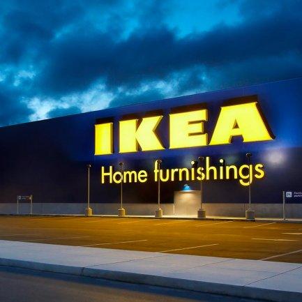 fachada de Ikea