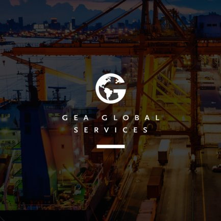 Logo Gea global Services