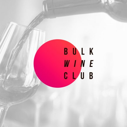 Logotipo Bulk Wine Club