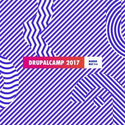 Logotipo de la Drupal Camp 2017
