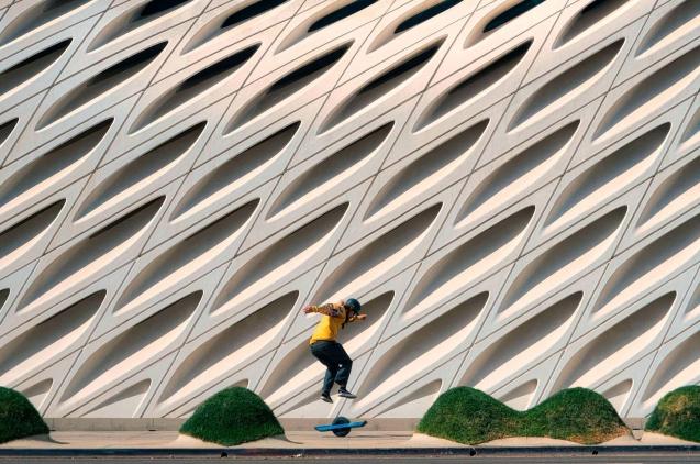 skater patinador jump urban