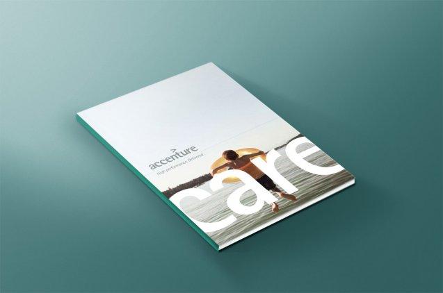 Portada Libreto de servicios Accenture Care