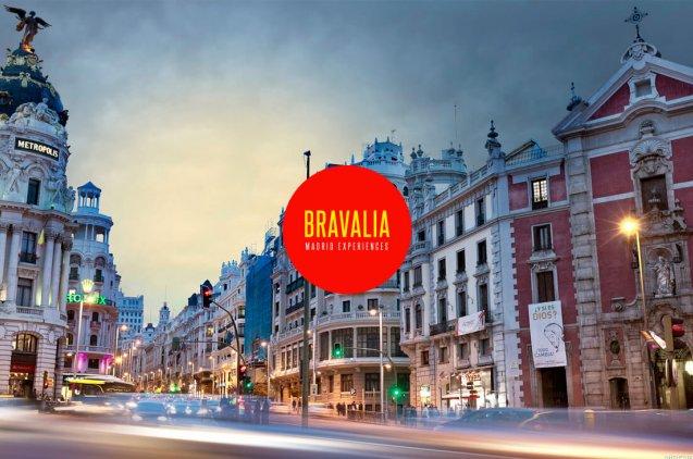 Logo de Bravalia