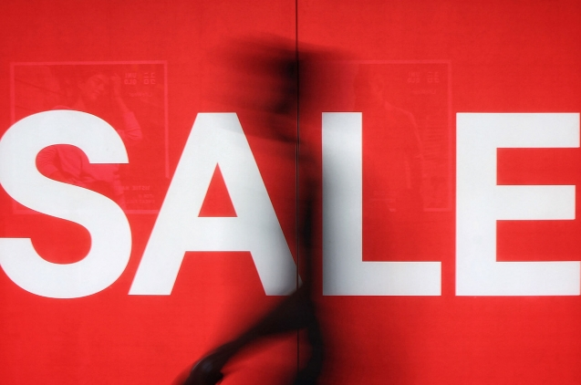 Sale Advertising