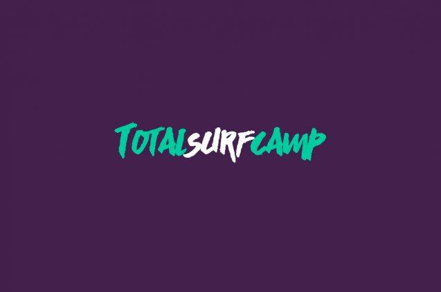 logo totalsurfcamp