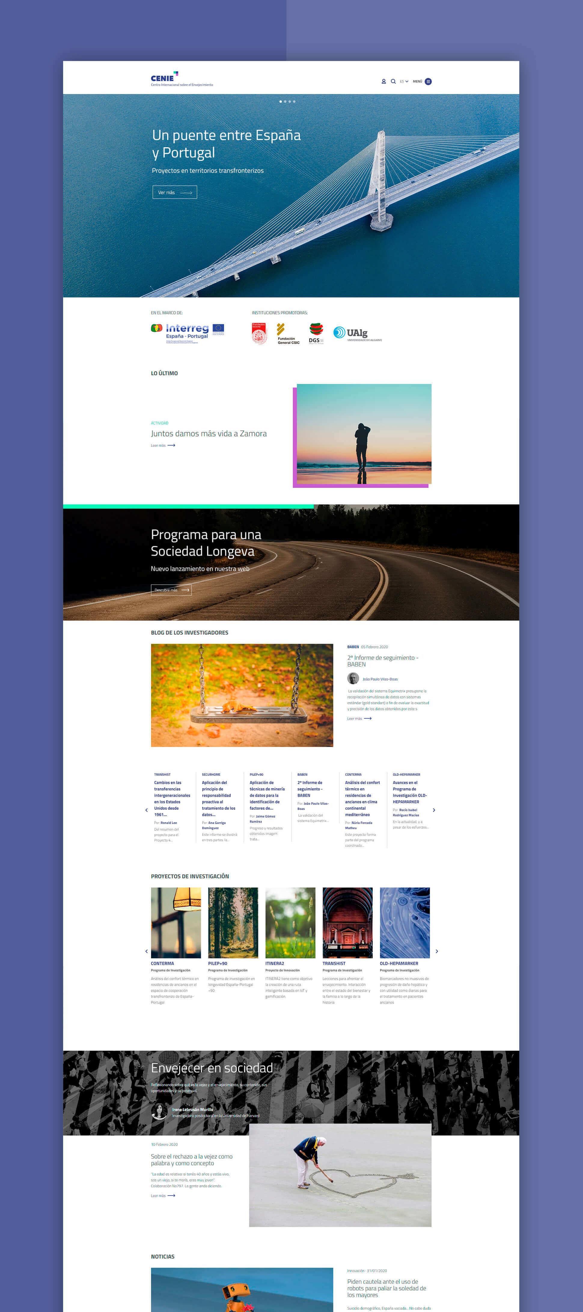 Mockup web cenie.eu